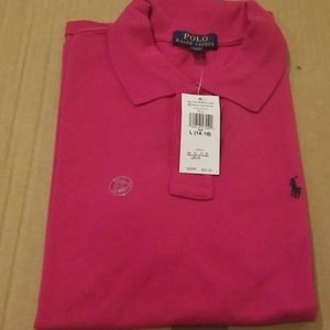 NWT Polo Ralph Lauren Boys TShirt (L + XL) Phlox